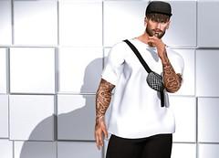 It's all about the Fannypack (Stockard Darkmatter) Tags: slblogger blog stockard stockarddarkmatter sniper models model menswear malemodel gay lob lobsl