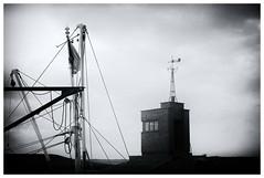 Calm Evening (RadarO´Reilly) Tags: dangast dangastertief jadebusen nordsee northsea friesland dangasterpegel hafen port harbour ebbe lowtide niedersachsen germany himmel sky wolken clouds küste coast