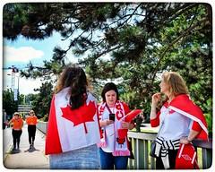 Match de la FIFAWWC à Reims. 2019. #netherlands #canada #fifawwc #fifawwc2019 #reims #france #daretoshine #france2019 #france2019womensworldcup #womensworldcup #womensworldcup2019  #fifawomensworldcup #fwwc #x100f #x100fujifilm #snapseed  #snapseededit  # (Phimagery) Tags: canada france netherlands reims womensworldcup stadeaugustedelaune fifawomensworldcup x100fujifilm fwwc snapseed snapseedapp snapseededit wclx100 fifawwc x100f daretoshine wclx100ii france2019 fifawwc2019 womensworldcup2019 france2019womensworldcup street blue sky orange green women streetphotography