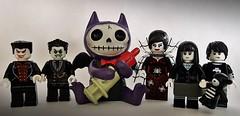 (claudine6677) Tags: lego minifigures vampires toys spielzeug vampire
