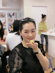a happy day 1080616 (#Esther) Tags: 台妹 可愛 taiwan lady women woman pretty cute lovely gal 女生 美眉 日常 family girl beautiful