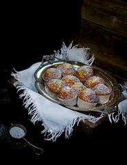 madalenas-de-nata- (Isabel (La cocina de Frabisa)) Tags: casero hechoencasa delicioso madalenas nata dulce postre merienda desayuno dulces homemade delicious muffins cream sweet dessert snack breakfast sweets