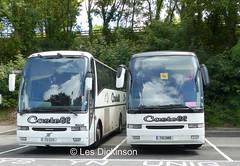 T10 DMB & Y2 CCH, Volvo, Berkhof, Castell,              P1250725 (LesD's pics) Tags: bus coach castellcoaches t10dmb y2cch berkhof volvo