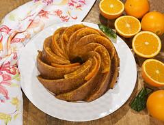 bundt-cake-naranja- (Isabel (La cocina de Frabisa)) Tags: casero hechoencasa delicioso bizcocho naranja dulce postre merienda desayuno dulces homemade delicious spongecake orange sweet dessert snack breakfast sweets