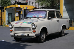 Trabant (steve_whitmarsh) Tags: berlin germany building architecture car transport vehicle city urban topic