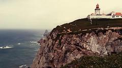Il Capo (Giangaleazzo) Tags: cabo portogallo portugal ocean seaside seascape mare lighthouse rock roccia faro atlantico cape capo