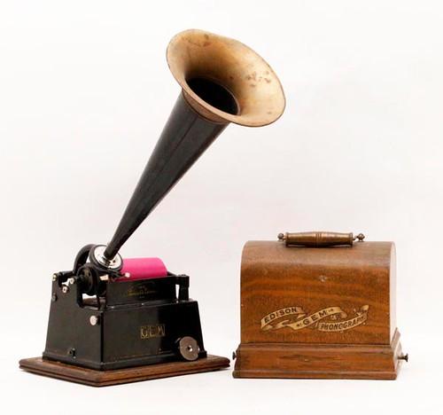 Edision Gem phonograph ($179.20)