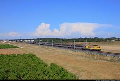 BB 22297 (Guillaume POSTEK) Tags: bb22200 bb22297 infra sncf rails railways cnm