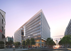 10th & O Street State Office Building (Dreyfuss + Blackford Architecture) Tags: b8016 dgs 10th o street office building 2018 2021 state california department general service legislature governor dreyfuss blackford architecture architects design build designbuild hok hensel phelps sacramento 2019 interior interiors