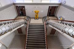 TU Treppen (Frank Guschmann) Tags: stairs nikon steps stairwell treppe staircase architektur d500 stufen strassedes17juni escaliers treppenhaus tuberlin nikond500 frankguschmann