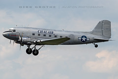 Chalair_C-47_F-AZOX_20190613_Jagel-7 (Dirk Grothe | Aviation Photography) Tags: berlin airlift dc3 c47 jagel chalair fazox