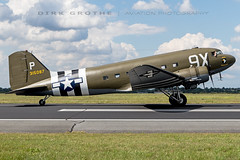 101-Airborne_C-47_N150D_20190613_Jagel-3 (Dirk Grothe | Aviation Photography) Tags: berlin airlift dc3 c47 jagel 101st airborne n150d