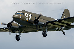 101-Airborne_C-47_N150D_20190613_Jagel-1 (Dirk Grothe | Aviation Photography) Tags: berlin airlift dc3 jagel 101st airborne n150d