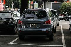 Switzerland (Jura) - Nissan Qashqai+2 (PrincepsLS) Tags: switzerland swiss license plate lugano spotting ju jura nissan qashqai2