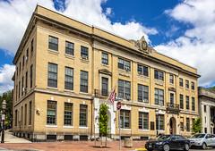 Charlestown Municipal Building (Eridony (Instagram: eridony_prime)) Tags: boston suffolkcounty massachusetts charlestown