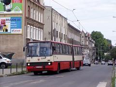 Ikarus 280.26 #2284 (Ikarus1007) Tags: zkm gdańsk ikarus 28026 2284