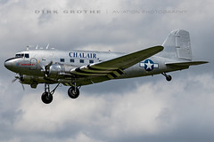 Chalair_C-47_F-AZOX_20190613_Jagel-3 (Dirk Grothe | Aviation Photography) Tags: berlin airlift dc3 c47 jagel chalair fazox