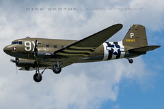 101-Airborne_C-47_N150D_20190613_Jagel-2 (Dirk Grothe | Aviation Photography) Tags: berlin airlift dc3 c47 jagel 101st airborne n150d