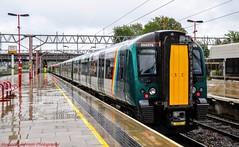 350375 @ Stafford (A J transport) Tags: class350 emu 350375 desiro westmidlands trains wcml railway england lnwbranding