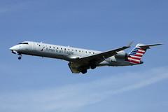 N710SK Bombardier CRJ-701ER cn 10170 American Eagle Los Angeles 23Feb19 (kerrydavidtaylor) Tags: lax klax losangelesinternationalairport california crj700