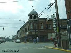 The Bindley Hotel (Picsnapper1212) Tags: bindleyhotel historic building site architecture blanchester ohio warrencounty