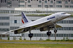 Air France F-BVFF Aérospatiale Concorde 101 cn/215 wfu 11 Jun 2000 Preserved at CDG @ LFPG / CDG 15-09-2019 (Nabil Molinari Photography) Tags: air france 101 concorde wfu fbvff aérospatiale cn215 2000 11 preserved jun cdg lfpg 15092019