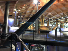 Macallan Distillery (syf22) Tags: whisky scotch macallandistillery estate singlemalt maltwhisky wood timber structure roof ceiling truss construction modern architecture cube boxes