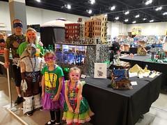 Brickworld Chicago 2019 (ben_pitchford) Tags: lego legoshow legomoc teenagemutantninjaturtle ninjaturtle comiccon cosplay brickworld afol legodisplay