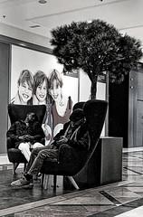 little smiles (Franco-Iannello) Tags: blackwhite blackandwhite streetphotography people