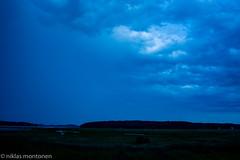 No thunder tonight (aixcracker) Tags: thunder åska ukkonen ruskis borgå porvoo suomi finland nikond800 iso800 night natt yö june juni 28mm kesäkuu summer sommar kesä