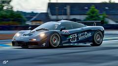 McLaren F1 GTR (chumako@bellsouth.net) Tags: gaming scapes gtsport polyphony ps4pro ps4 playstation track racecar lemans gtr f1 mclaren