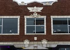 Ford 99 (GmanViz) Tags: gmanviz color sonya6000 building facade windows architecture ford downtown columbus ohio