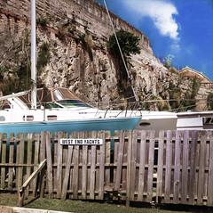 West End Yachts (JFGryphon) Tags: hff happyfencefriday westendyachts sandysparishbermuda moneypit