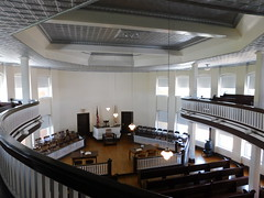 (Old) Monroe County Courtroom (jimmywayne) Tags: monroeville monroecounty alabama courthouse countycourthouse historic nrhp nationalregister tokillamockingbird