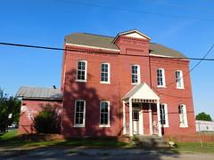 (Old) Wilcox County Jail (jimmywayne) Tags: camden alabama wilcoxcounty historic jail countyjail nrhp nationalregister