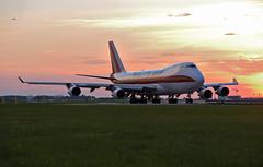 N706CK - 6/16/19 (nstampede002) Tags: kalitta kalittacargo kalittaair kalittaaircargo boeing boeing747 boeing747400 boeing747400f boeing747f b747 b747400 b747400f b747f 747 747400 747400f 747f katl sunset aviationphotography cargo cargoairline