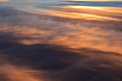 Steptoe Sunset (Sotosoroto) Tags: aerial nevada clouds sunset whitepinecounty