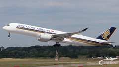DUS - Singapore Airlines Airbus A350-900 9V-SMQ (Eyal Zarrad) Tags: dusseldorf eddl aircraft airport aviation airline airlines aeroplane avion eyal zarrad airplane spotting avgeek spotter airliner airliners dslr flughafen planespotting plane transportation transport photography aeropuerto dus germany 2019 international canon 7d mk2 jet jetliner sia singaporeairlines airbus a359 a350 9vsmq