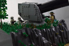 Assault on First Order Artillery