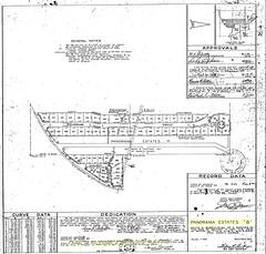 19510109 MAP Panorama Estates B Book 9 Page 46 (lasertrimman) Tags: 19510109 map panorama estates b book 9 page 46 panoramaestatesb book9page46