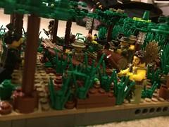 Battle of Long Tan, Vietnam 1966 #2 (thelameguitarist) Tags: 2 battle longtan long tan vietnam 1966 anzac nva vc lego jungle