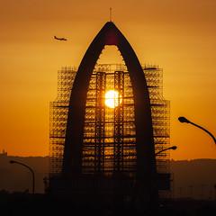 Sunset|Taichung (里卡豆) Tags: olympusem1markii em1ii olympus40150mmf28