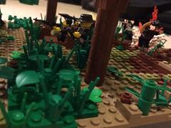 Battle of Long Tan, Vietnam 1966 #4 (thelameguitarist) Tags: 4 battle long tan vietnam 1966 anzac vc lego jungle
