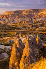 The longest day (A Camera Story) Tags: turkey cappadocia goreme sunset hiking canyons hoodoos goremenationalpark asia sonydslta99 sony2470mmf28cz