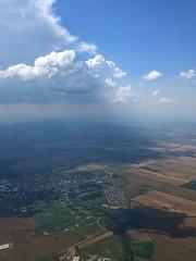 Departing Bucharest (C McCann) Tags: airline aviation flight flying atr72 airserbia windowseat romania bucharest buc lrop