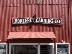 Monterey Canning Co (Teelicht) Tags: california fabrik fischfabrik kalifornien monterey montereycounty nordamerika northamerica usa unitedstatesofamerica vereinigtestaaten factory fishcannery