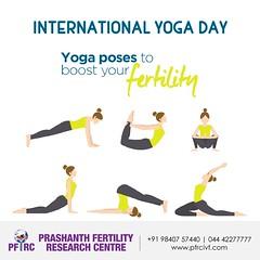 PFRC Yoga Day Post-01 (Prashanth Fertility Hospital) Tags: yogaday2019 internationaldayofyoga fertility infertility prashanthfertility
