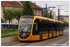 Tram Budapest - 2019-32 (olherfoto) Tags: tram tramcar tramway villamos strasenbahn budapest ungarn hungary caf urbos