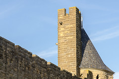 CARCASSONNE-  -OCCITANIE-la CITE-_DSC0493 (bercast) Tags: aude carcassonne chateau chateaumedival france lesremparts occitanie ue bc bercast lacitédecarcassonne lamuraille