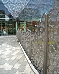 city plaza fence (muffett68 ☺ heidi ☺) Tags: hff fencefriday